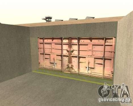 Пневматические ворота в зоне 69 для GTA San Andreas