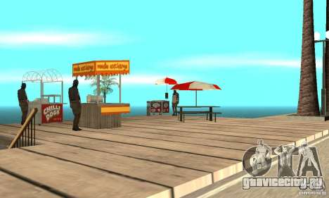 Dan Island v1.0 для GTA San Andreas третий скриншот