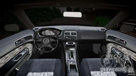 Nissan 200SX для GTA 4 вид сзади
