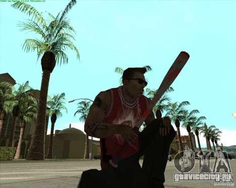 Blood Weapons Pack для GTA San Andreas четвёртый скриншот