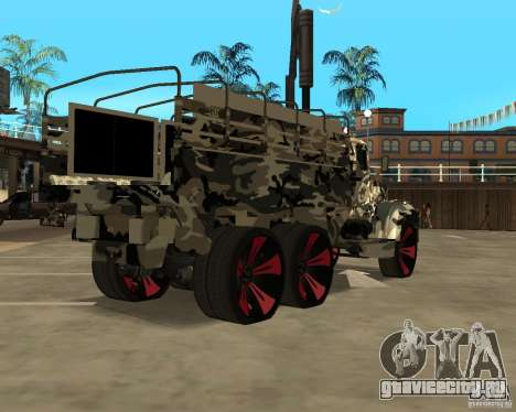 Урал 5773 Tuning для GTA San Andreas