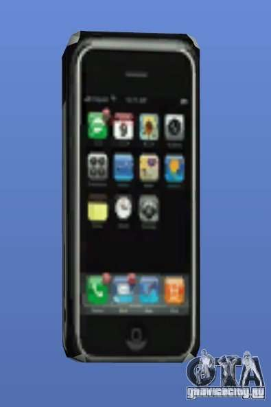 IPhone для GTA 4