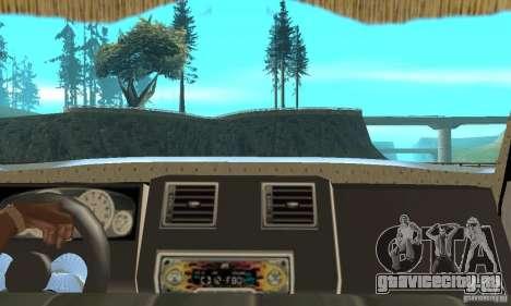 ЗиЛ 433112 с народным тюнингом для GTA San Andreas вид справа