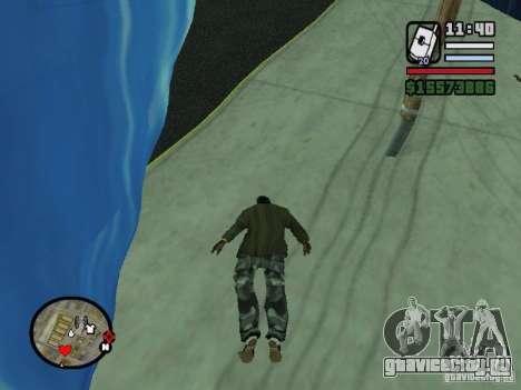 Цунами для GTA San Andreas четвёртый скриншот