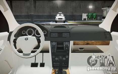 Volvo XC 90 для GTA 4 вид сверху