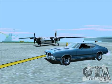 ENB Series v1.5 Realistic для GTA San Andreas одинадцатый скриншот