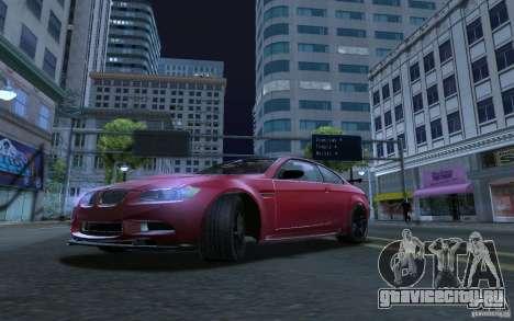 ENBSeries by RAZOR для GTA San Andreas второй скриншот