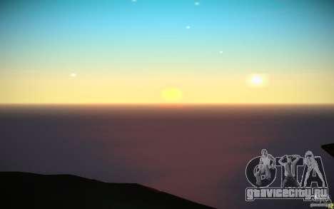 HD Вода v3.0 для GTA San Andreas девятый скриншот