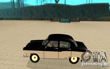 Чёрная молния для GTA San Andreas второй скриншот