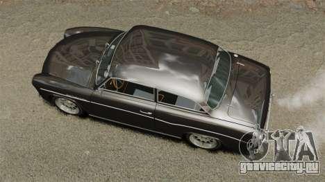 Syrena Coupe V8 для GTA 4 вид справа