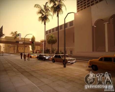 Новые текстуры Мерии для GTA San Andreas четвёртый скриншот