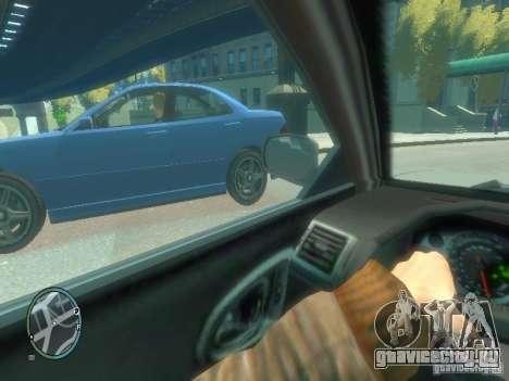 Вид из авто для GTA 4 четвёртый скриншот