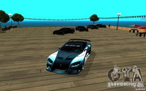ENB для любых компьютеров для GTA San Andreas третий скриншот