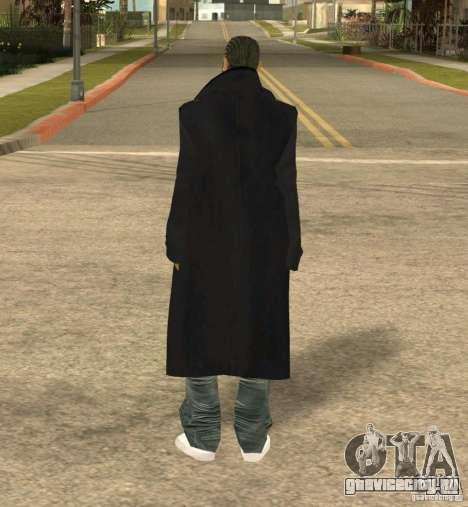 Casual Man для GTA San Andreas четвёртый скриншот