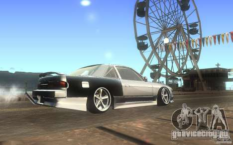 Nissan Silvia S13 Odyvia для GTA San Andreas вид справа