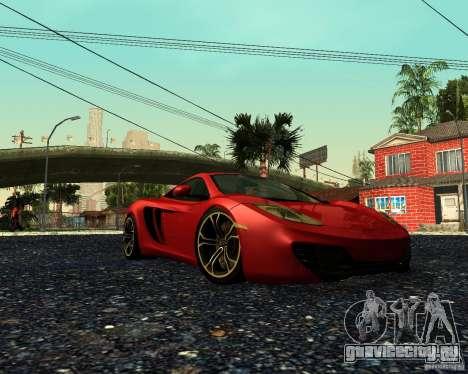 ENBSeries by Nikoo Bel v3.0 Final для GTA San Andreas второй скриншот