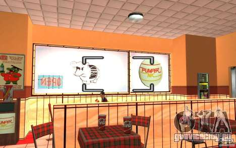 Pumper Nic Mod для GTA San Andreas пятый скриншот