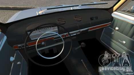 ВАЗ-2101 Resto для GTA 4 вид сзади
