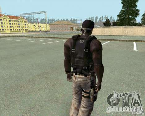 50 Cent для GTA San Andreas второй скриншот