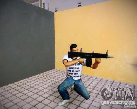 Пак оружия из GTA 4 Ballad of The Gay Tony для GTA Vice City второй скриншот