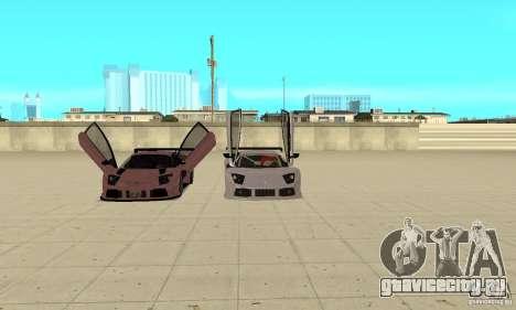 Lamborghini Murcielago R GT для GTA San Andreas