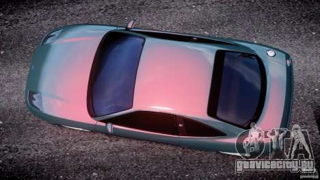 Fiat T20 Coupe для GTA 4 вид сбоку