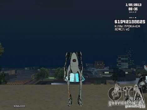 P-body для GTA San Andreas второй скриншот