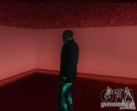 Cкин Репортера для GTA San Andreas третий скриншот
