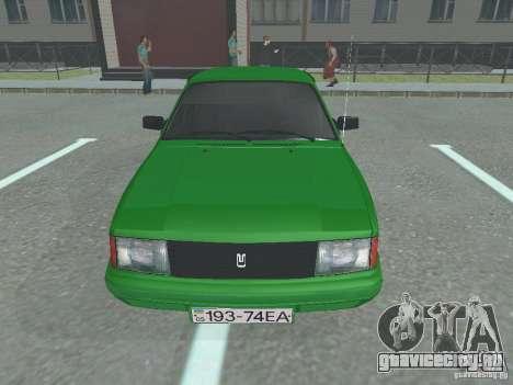 Москвич 2141 для GTA San Andreas вид слева