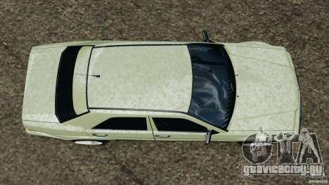 Mercedes-Benz 190Е 2.3-16 sport для GTA 4 вид справа
