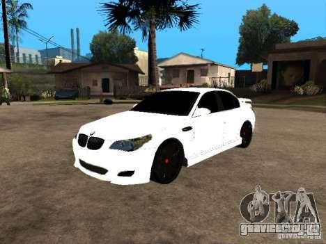 Bmw M5 Ls Ninja Stiil для GTA San Andreas