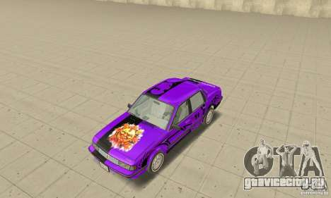Oldsmobile Cutlass Ciera 1993 для GTA San Andreas салон