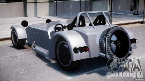 Caterham Super Seven для GTA 4