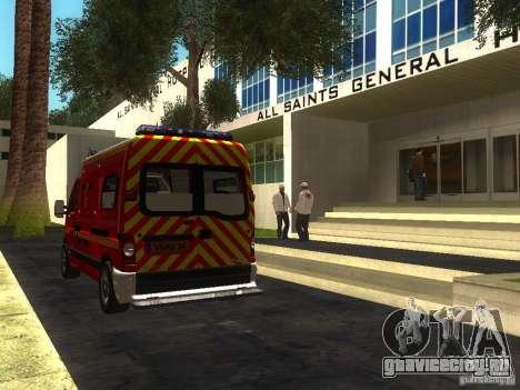 Оживлёние больниц в Лос Сантосе для GTA San Andreas шестой скриншот