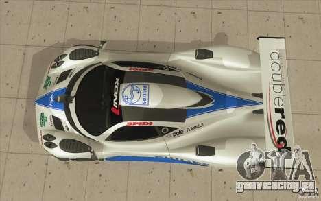 Pagani Zonda Racing Edit для GTA San Andreas вид справа