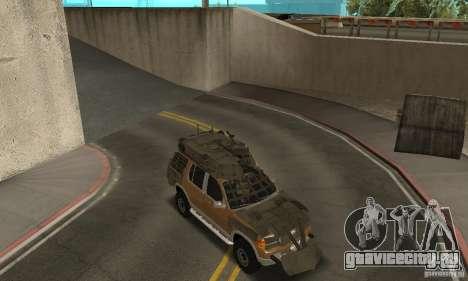 Ford Explorer 2002 для GTA San Andreas