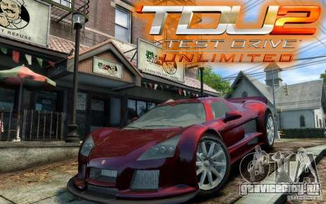 Gumpert Apollo Sport для GTA 4