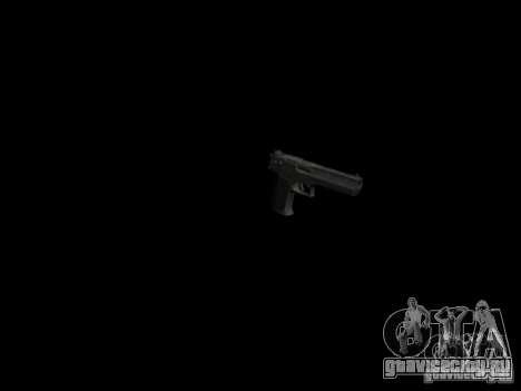 Оружие из GTA 4 для GTA San Andreas пятый скриншот