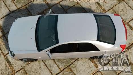 Cadillac CTS-V 2004 для GTA 4 вид справа