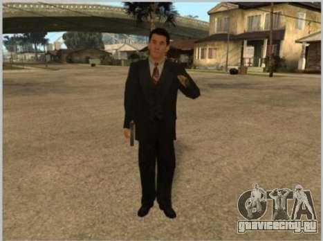 Скины La Cosa Nostra для GTA San Andreas второй скриншот