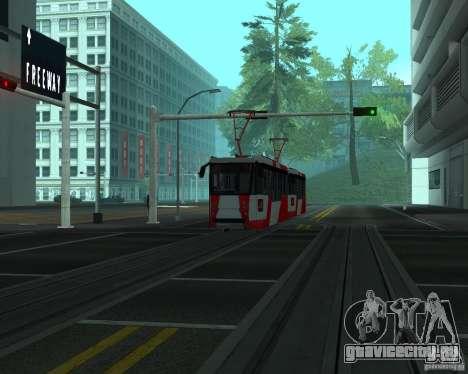 ЛМ-2008 для GTA San Andreas вид слева