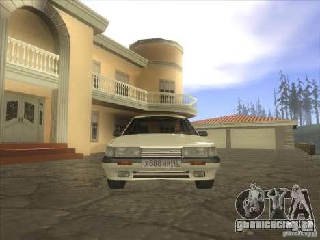 Mazda 626 DC 1986 для GTA San Andreas вид справа