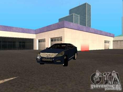 Hyundai Azera 2012 для GTA San Andreas