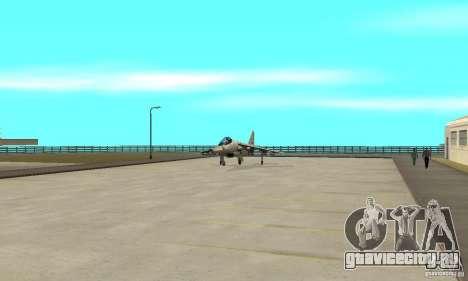 Воздушная Война для GTA San Andreas девятый скриншот