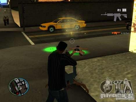 KILL LOG для GTA San Andreas второй скриншот