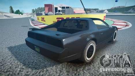 Knight Rider [EPM] для GTA 4 колёса