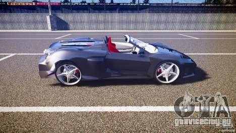Ferrari F430 Extreme Tuning для GTA 4 вид сбоку