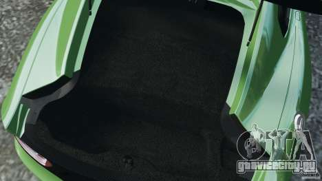 SRT Viper GTS 2013 для GTA 4 вид снизу