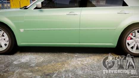 Chrysler 300C SRT8 Tuning для GTA 4 вид снизу