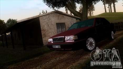Volvo 850 Final Version для GTA San Andreas вид справа